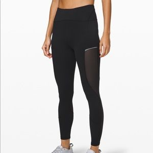 Lululemon Always Airy HR Run Tight 25""